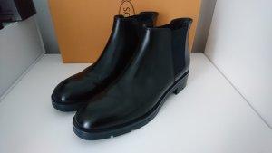 schwarze Tod's boots Gr 37/38
