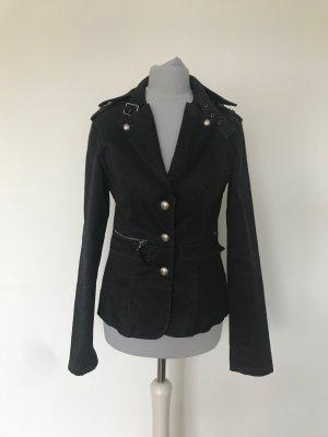 schwarze tolle Blazer Jacke von Miss Sixty