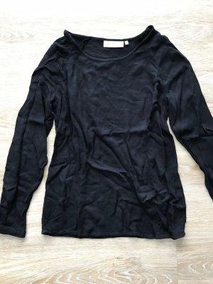 schwarze tolle Bluse - NEU
