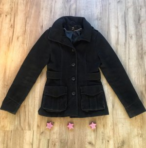 Schwarze, tolle Winterjacke von H&M