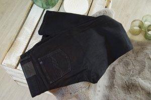 Tommy Hilfiger Pantalon taille basse noir