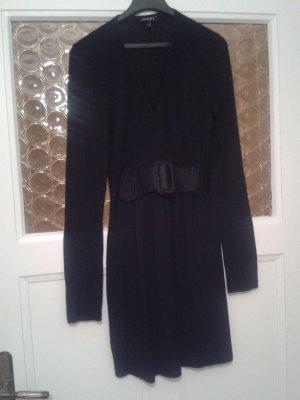 schwarze Tunika Alba Moda