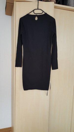 Schwarze Tunika/Kleid, Gr.S/M