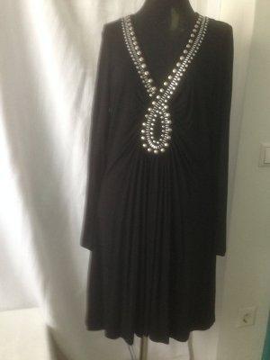 Schwarze Tunika oder Kleid
