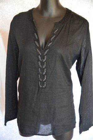 Best Connections Tunic Blouse black