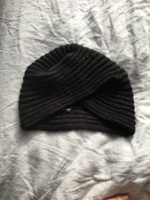 Mango Knitted Hat black