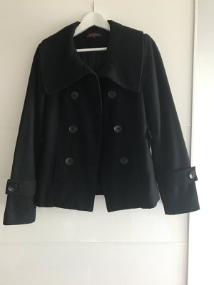 Review Veste mi-saison noir