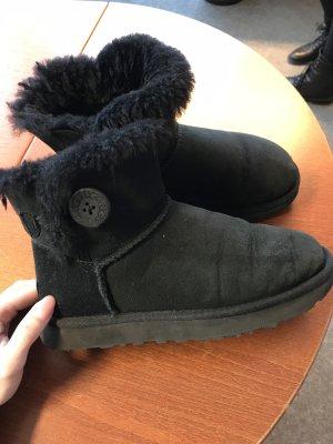 UGG Booties black