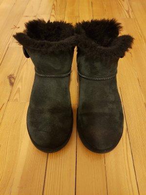UGG Korte laarzen zwart
