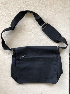 Schwarze Umhängetasche Handtasche Picard