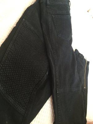 Schwarze ungetragene Closed Jeans
