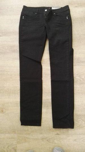 Schwarze ungetragene Esprit Hose in Größe 36/Reg 32