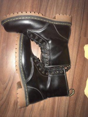 Schwarze UNISEX Boots/Stiefel