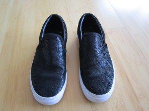 Schwarze Vans Schuhe