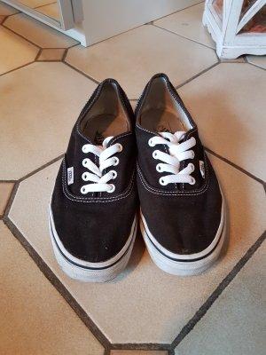 Schwarze vans  sneakers