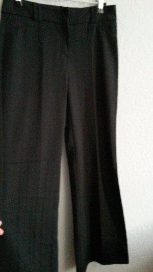 schwarze weite Hose von orsay