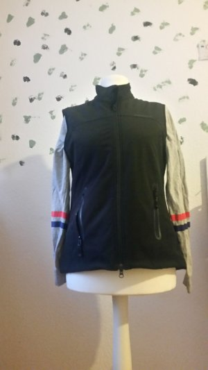 moorhead Sports Vests black