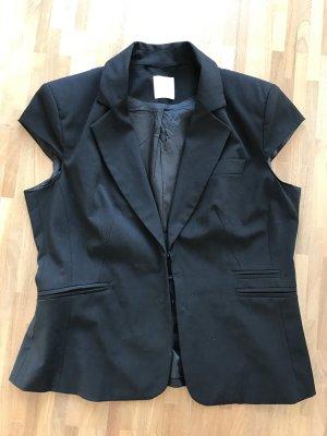 Schwarze Weste Alba Moda Größe 42