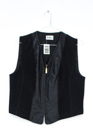 buy online 22673 99860 Betty Barclay Biker Vest black polyester