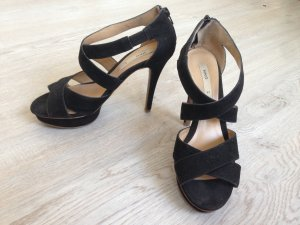 MNG High Heel Sandal black