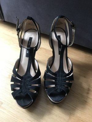 H&M High Heel Sandal black