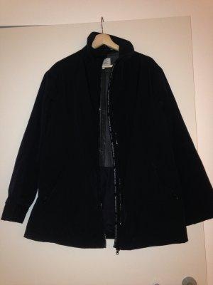 Schwarze Wind-Stopper/ Regen-Jacke - Armani Jeans