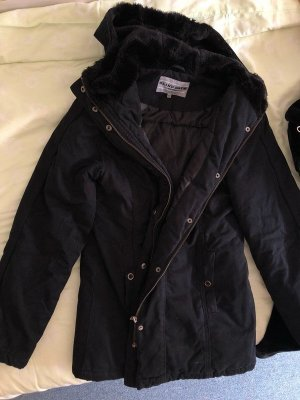 Blind Date Winter Jacket black