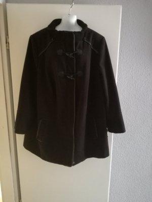 Yessica Manteau d'hiver noir