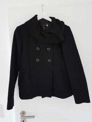 Schwarze Winterjacke von Mango Gr. XL