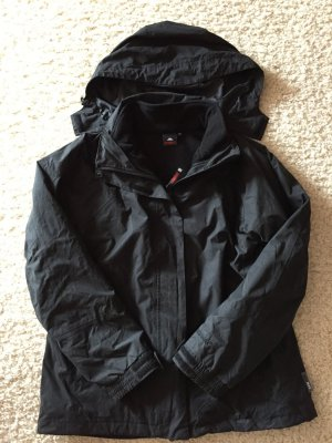 Schwarze Winterjacke von Mc Kinley in Größe 40