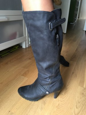 Caprice Winter Boots black