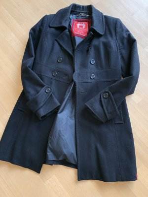 edc by Esprit Wool Jacket black