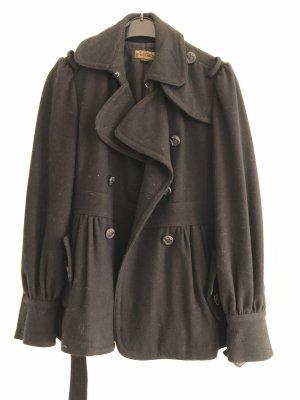 Schwarze Wolljacke von Polo Ralph Lauren