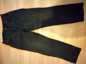Schwarze Wrangler Vintage Mom Jeans