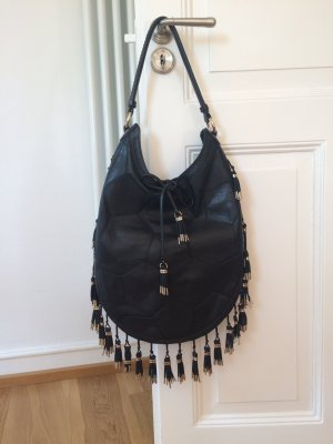 Schwarze XL Tasche bikkembergs