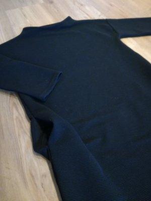 schwarzen Kleid von Opus mit Turtleneck in S -neu