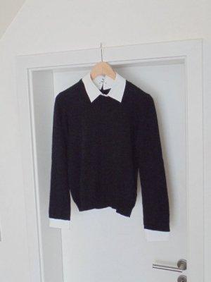 schwarzer 2 in 1 - Pullover von Steffen Schraut