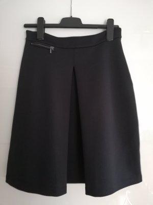 Esprit Godet Skirt black polyester