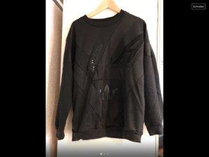 Schwarzer Adidas Originals Pullover / Sweatshirt