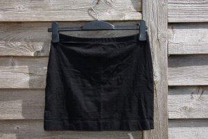 schwarzer Basic Rock von H&M