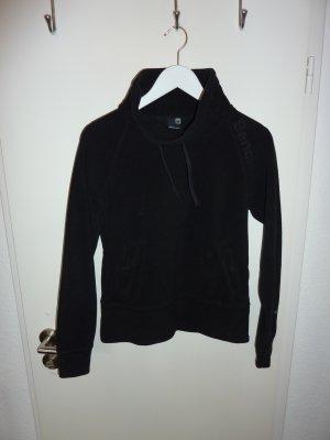 Schwarzer Bench Pullover
