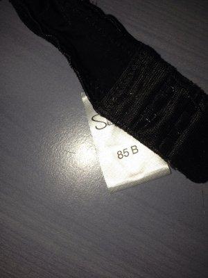 Schwarzer BH Größe 85 B