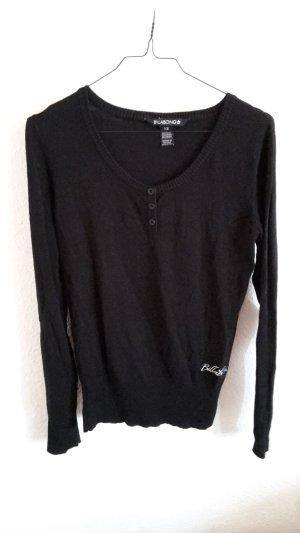 Schwarzer Billabong Pullover