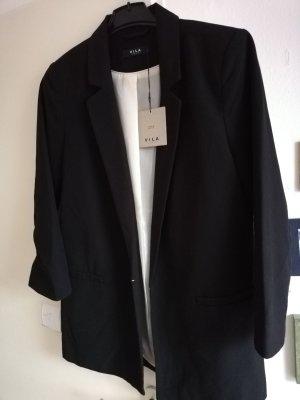 Schwarzer Blazer, 3/4 Arm von Vila Clothes