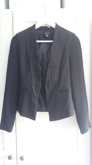 schwarzer Blazer - AMISU - Größe 36