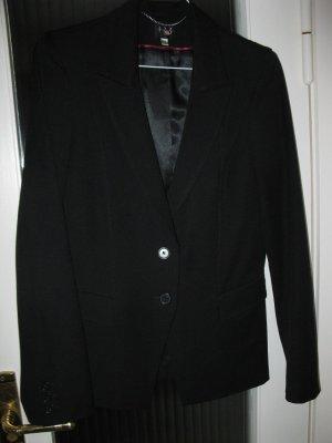 schwarzer Blazer, D34, allrounder für den Alltag u. Business Looks