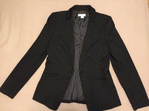 schwarzer Blazer H&M