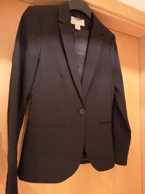 Schwarzer Blazer H&M Größe S