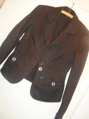 Vero Moda Jersey blazer zwart Katoen