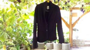 Schwarzer Blazer selten getragen